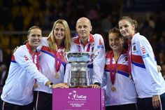 #FedCup2016 Fed Cup, Tennis Players, Champs, World Cup, Style, Swag, World Cup Fixtures, Outfits