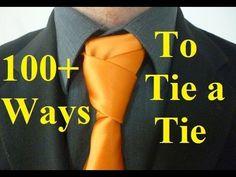 How to Tie a Tie Glennie CrissCross Necktie Knot
