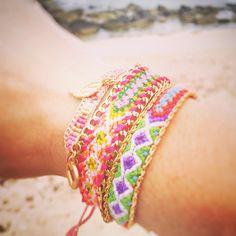 Les bracelets grigri pour l'été sont arrivés à la boutique