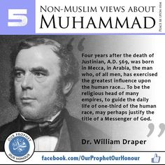 Dr William - Non Muslim views about Islam, prophet Muhammad (pbuh) Islamic Teachings, Islamic Quotes, Arabic Quotes, Islam Beliefs, Islam Muslim, Quran Quotes, Quran Verses, Islam Quran, Religious Quotes