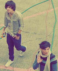 Larry Stylinson. <3