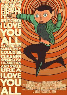 Movie Poster Fassbender Frank