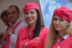 Nasze uśmiechnięte dziewczyny Sami Swoi podczas 6 edycji Goniec Polish Festival 2015