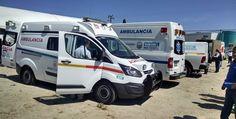 Entregan unidades nuevas para Isesalud en Vicente Guerrero
