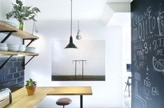 Azulejo tipo metro en la cocina. Espacios urbanos | Decorar tu casa es facilisimo.com