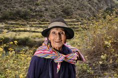 Peruvian people come in all forms and meeting one will show you how happy Peruvians are to share their culture.