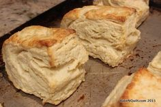 Sourdough Cloud Biscuits - Tall and light biscuits with delicious buttery and sourdough flavors e