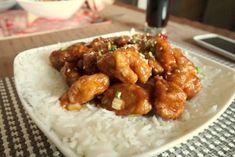 Kurczak generała Tso Oriental, General Tso, Wok, Chicken Wings, Curry, Recipes, Diet, Curries, Recipies