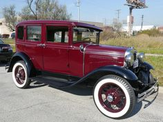 model a ford town sedan - Google Search