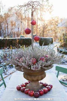 Garden Flow: Christmas Crafts