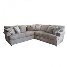 $1299 Bernie and Phyls - Main Room   Macey 2 Piece Sectional