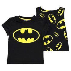 Boys Batman T Shirt & Cape