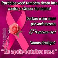 53 Melhores Imagens De Outubro Rosa Fighting Cancer Messages E Dates