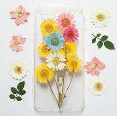 daisy iPhone 6s Case iPhone 6s Plus Case Clear by mugandcase