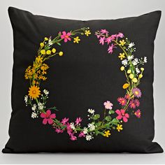 Tsitsikamma Wreath Cushion Cover
