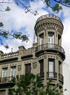 Torre del Fantasma Buenos Aires Argentina