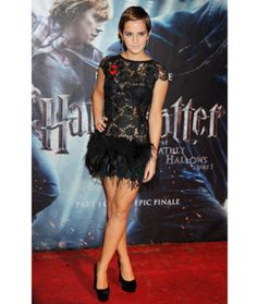 Day 20: Meet a member of the cast.  Emma Watson...  I think she'd be the most interesting person to talk to out of the lot.  I love her haircut too.