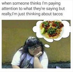 Nothing goes better with food than laughter — get your laugh on to these 30 hilarious food pictures! Funny Images, Funny Pictures, Funny Pics, Mexican Jokes, Mexican Stuff, Mexicans Be Like, Taco Humor, Mexican Problems, Weed Humor