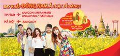 hlethixuanhuong: Bay miễn phí trải nghiệm cùng Vietjet Air 0đ