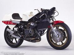 The 1978 Yamaha YZR500 OW35K — 95 Customs