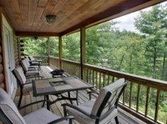 ABOVE AND BEYOND | Blue Ridge Cabin Rentals