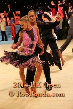 Best dresses of UK Open 2014. My choice!