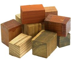 Woodturing Article: Toxic Woods 101 --- This list is a compilation of woods that may cause a mild to severe allergic reaction depending on the individual. Toxic woods are not limited to this list. #woodturning