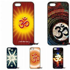 Aum Om Symbol Yoga Print Hard Phone Case For iPhone X 4 4S 5 5C SE 6 6S 7 8 Plus Galaxy J5 J3 A5 A3 2016 S5 S7 S6 Edge  #HINDUISM #Hindu #Hindugods