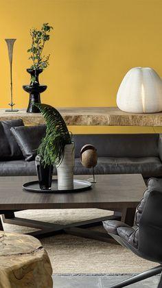 6113-54 Sarrasin jaune - SICO -couleur de l'année