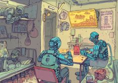 The Future Is Now - Volume Two by Josan Gonzalez 2107 A.D. Our world is lightning, data and biotechnology. Hear us! We are the enemies of reality, sons of the wasteland, daughters of fire. We are the future!