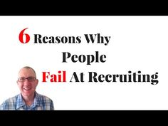 Easy1up Review   6 Reasons Why People Fail In MLM Recruiting