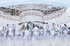 Louis Vuitton Spring/Summer 2012 For Paris Fashion Week