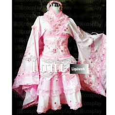 I found 'Pink Japanese Lolita Kimono' on Wish, check it out!