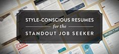 Jazz up your resume