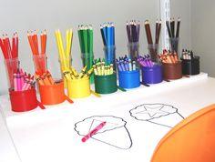 HeyDay Living: True Colors! (Montessori Knock Off)