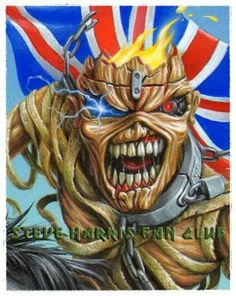 Iron Maiden - Eddie