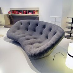 Neat, award-winning sofa design for a game room - as shown for their red dot award on:  http://clubdeluxluxuryparadise.wordpress.com/