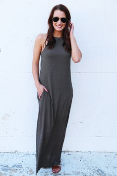 Take You There Striped Maxi - The Rage - 1