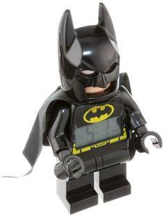 Black Friday 2014 LEGO Kids' 9005718 Super Heroes Batman Alarm Clock from LEGO Cyber Monday. Black Friday specials on the season most-wanted Christmas gifts. Buy Lego, Lego Dc, Lego Batman, Kids Batman, Batman Party, Batman Bedroom, Batman Collectibles, Superhero Room, Lego Room
