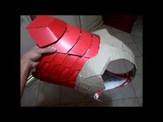 Iron Man Mark 7 Prop Replica - part 1 - YouTube
