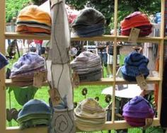 10 Lessons Learned at the Recycled Arts Festival — Southwest Washington ZEST Old Sweater Crafts, Wool Quilts, Recycled Sweaters, Diy Hat, Recycled Crafts, Art Festival, Knitted Hats, Wool Hats, Sewing Clothes