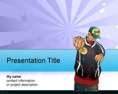 Subculture PowerPoint Template is a free PPT template for subcultures