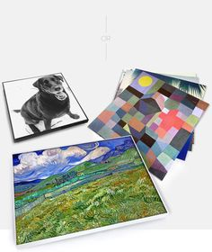 SwitchArt™ - Wall Art Magnetic Frames from Art.com