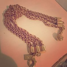 Gold nautical Kate spade bracelet Gold nautical knot Kate spade bracelet with adjustable clasp kate spade Jewelry Bracelets