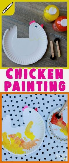 Art and Craft Ideas. Hobbies, arts and crafts are typically activities scheduled. - Art and Craft Ideas. Hobbies, arts and crafts are typically activities scheduled for out-of-work ti - <-> Daycare Crafts, Toddler Crafts, Easy Art Projects, Projects For Kids, Toddler Art Projects, Preschool Crafts, Kids Crafts, Preschool Farm Theme, Two Year Old Crafts