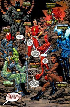 Future Justice League: