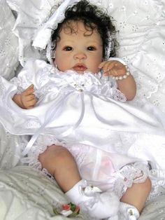 "Reborn Baby Doll Gorgeous ""Sasha"" Shyann by Aleina Peterson | eBay"