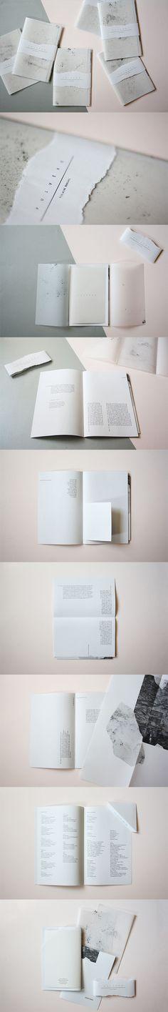 ✖ Violaine Warchol http://vayolene.tumblr.com/ #Designgraphique #Edition