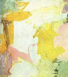 femme - (Willem De Kooning)