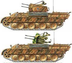 Flakpanzer V «Coelian» - прототип немецкой зенитной самоходной установки (ЗСУ) времён Второй мировой войны на базе танка «Пантера», построенный концерном «Рейнметалл». Машина была оснащена двумя зенитными пушками 3,7 cm FlaK 43 L/89, расположенными в поворотной башне.